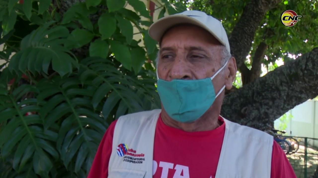 Chichi Brizuela: voz del deporte en Granma