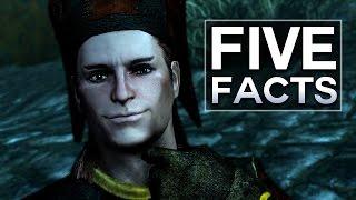 Skyrim - 5 Cicero Facts