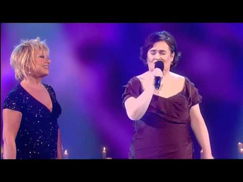 Susan Boyle and Elaine Paige - I Know HIm So Well