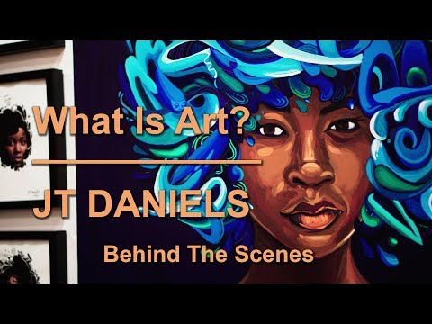 What Is Art? - JT Daniels (MyRodeReel 2017) BTS