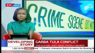 3-year-old girl shot dead, 7 people injured in Garbatula bandit attack