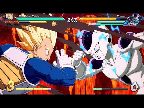 Gameplay de Dragon Ball FighterZ Ultimate Edition