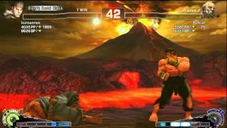 Kuroannex (Ryu) Vs Bullcat (Gouken) - AE 2012 Match *720p*