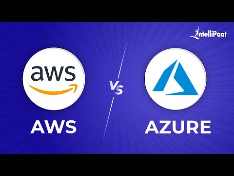 AWS vs Azure – What Should I Learn in 2021? | Difference Between ...