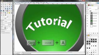 Gimp vektorgrafik erstellen