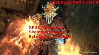 SKYRIM SE Poradnik Moddera #6 XP32 Maximum Skeleton Special Extended - XPMSSE