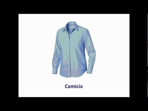 Italiano Per Bambini: Abbigliamento