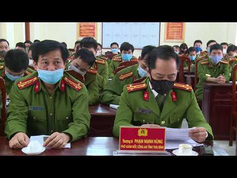 Chuyên mục An ninh Thái Bình số 01 tháng 04/2020
