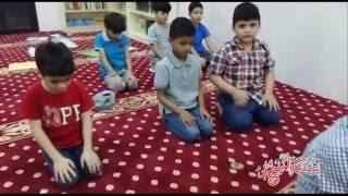 مقطع مميز يستعرض اجمل لحظات التعليم الديني في مساجد مدينة حمد – البرنامج الصيفي 2016