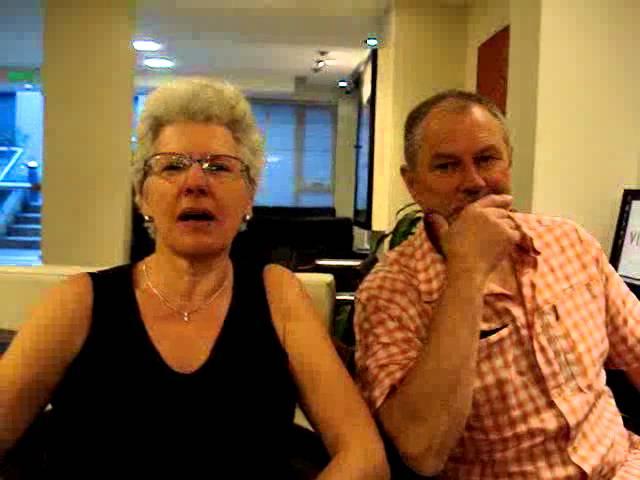 Marie and Bernard – France