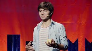 Хочешь стать лучшим - создавай! Осман Биннатов на #tedx