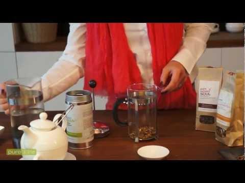 Rund um den Tee - von Roibusch bis Chai