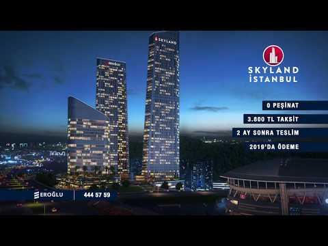 Skyland İstanbul Reklam Filmi - Hayal Gibi Hayata Bekleriz