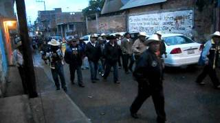 Desfile de los Moros en Cocucho 2011
