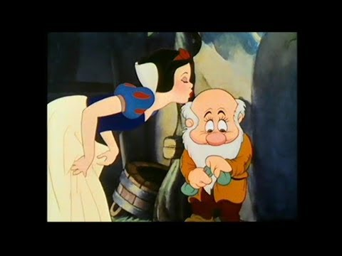 Snow White - Dwarfs Going to Work (German 1966) HD