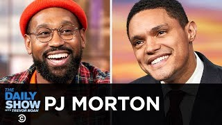"PJ Morton   Embracing His Soul Music Side With ""Gumbo Unplugged"" 