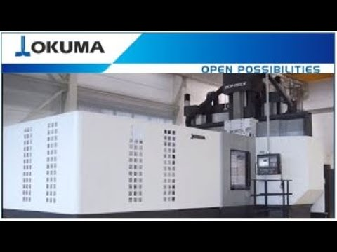 Okuma Double Column Machining Centers