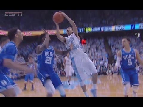 Video: UNC-Duke Game Highlights