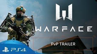 Warface | PvP Trailer | PS4