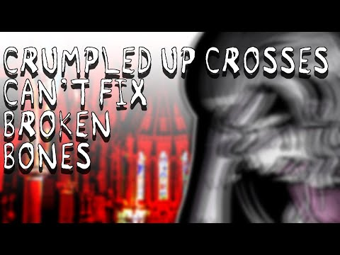 [Vocaloid Original] Crumpled Up Crosses Can't Fix Broken Bones [Dex]