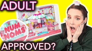 Download Youtube: Adult Reviews Children's Num Noms Nail Polish Maker Toy (not for kids)