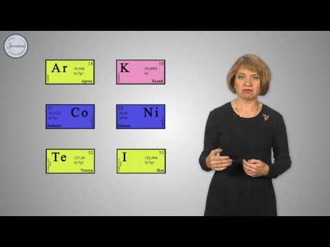Состав атомов. Изотопы