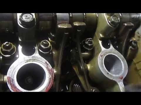Suzuki Vitara (Сузуки Витара) 1.6. 16V Регулировка клапанов и замена грм