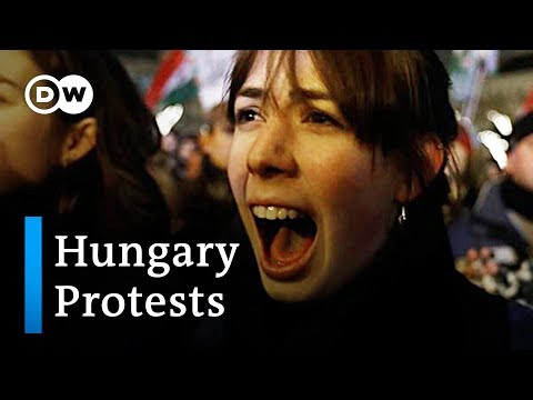 So-called 'slave law' fuels opposition to Hungary's government | DW News