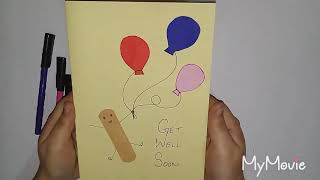 Get well soon card funny 😉😅😂😂
