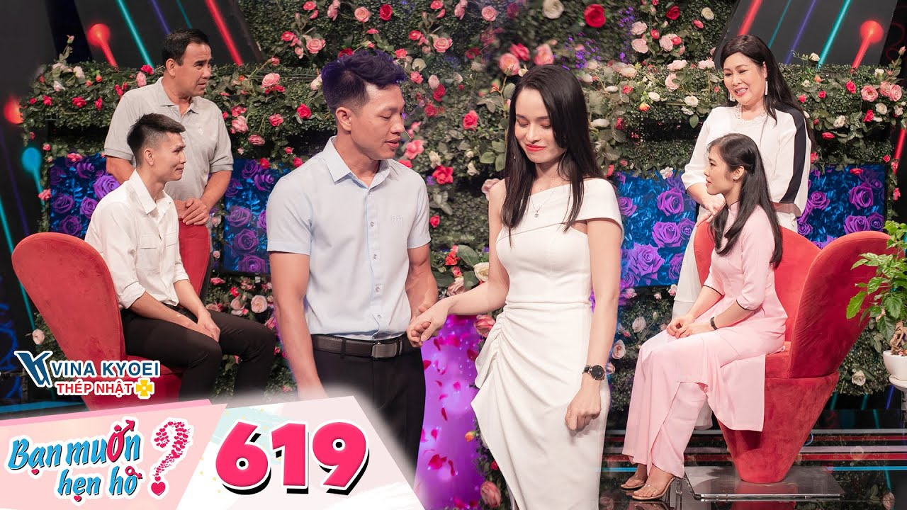 Bạn Muốn Hẹn Hò | Tập 619: Nàng mũi thính