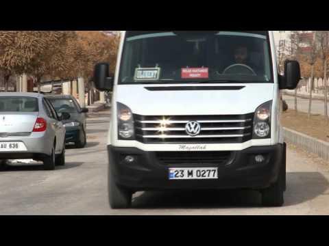 Volkswagen  Crafter Kasten Фургон класса M - рекламное видео 2