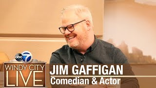 Jim Gaffigan on 'Being Frank,' family, and standup