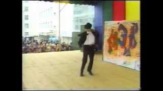 Юрий Биссе, Yuri Bisse, Mix Dance (Jackson), 2012 г.