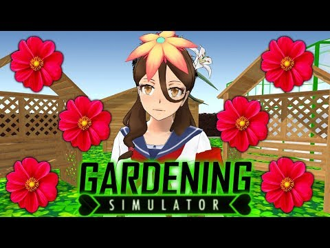 GARDENING CLUB SIMULATOR | Yandere Simulator Mod