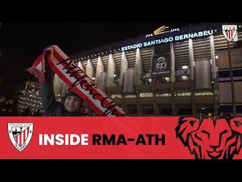 📽 Real Madrid – Athletic Club I INSIDE I 18J LaLiga Santander 2019-20