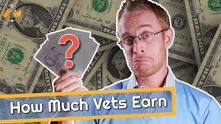 How Much Do Vets Make (are we all rich?)