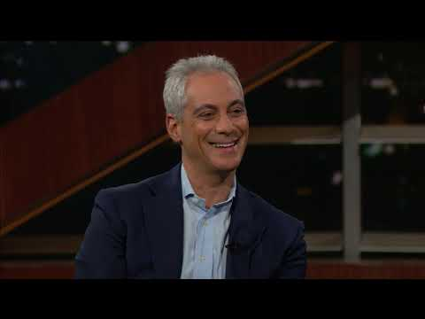 Фото Mayor Rahm Emanuel  Real Time with Bill Maher (HBO)