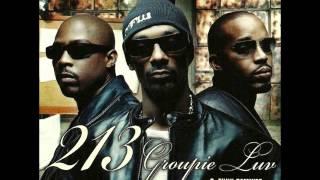 "213 - Groupie Luv ( G Funk Club Remix). Produce by ""Warren G""."