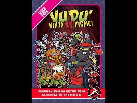The Purge: # 1751 Voodoo: Ninjas vs Pygmies: A great two player variant that also is an expansion to the base game