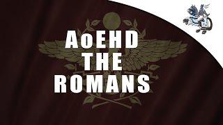 AoEHD - Romans Mod! [A Whole New Civ]