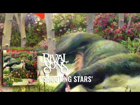 Rival Sons: Shooting Stars (Official Audio) - RivalSons