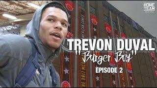 "Trevon Duval: Episode 2 ""Burger Boy"" - Tricky Tre"