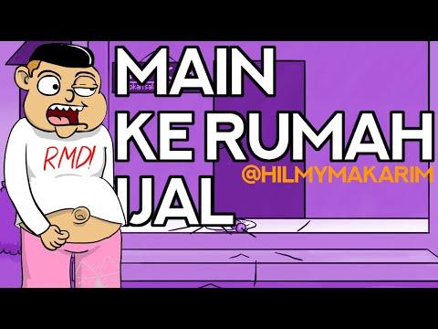 ke rumah ijal - Animasi lucu - Animasi dari @hilmymakarim #LUCU
