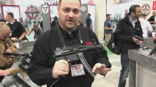 Heckler & Koch -- SP5K and VP9 tactical pistols
