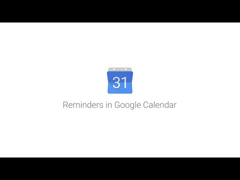 You Can Now Add Reminders To Google Calendar