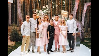 Бекстейдж подготовки свадьбы Насти и Серёжи