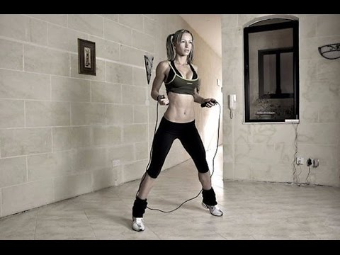 Упражнения для похудения талии и боков в домашних условиях