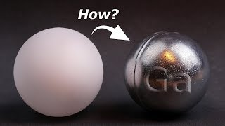 6 AWESOME EXPERIMENTS WITH GALLIUM