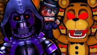 Five Nights at Eth's World 2 (Part 5) || RECRUITING CANDY