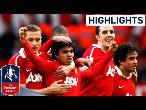 Manchester United 2-0 Arsenal | The FA Cup 6th Round